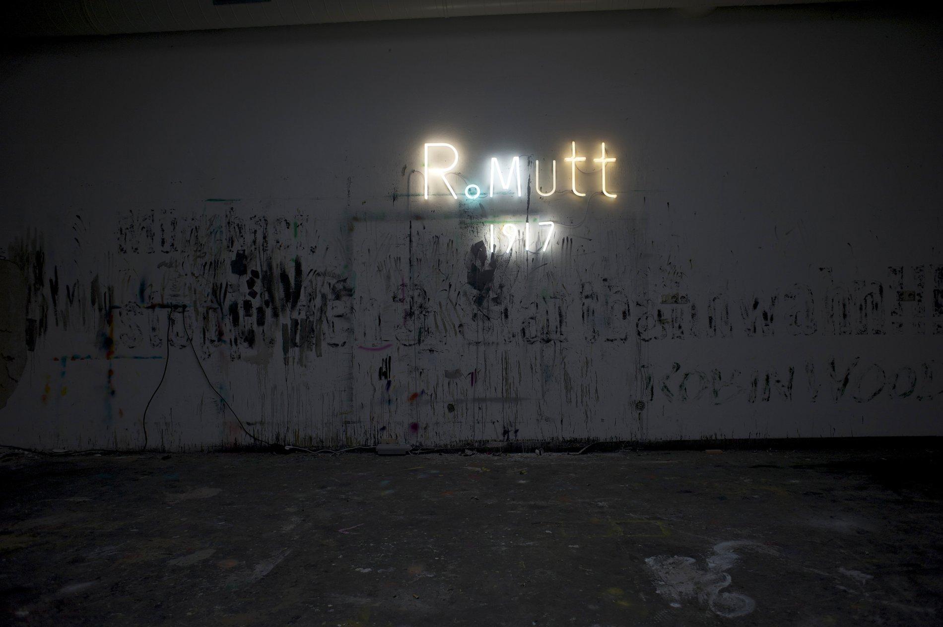 R.Mutt 1972